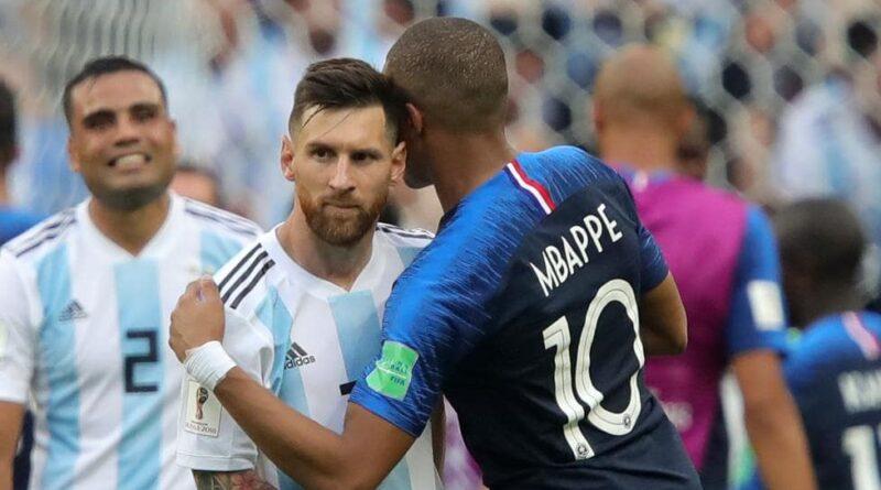 Mbappe podría ser el reemplazo para Lionel Messi en el Barcelona